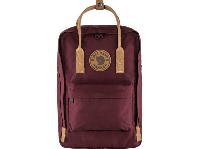 """Fjällräven Kånken No.2 Laptop 15"""" Backpack dark garnet"""